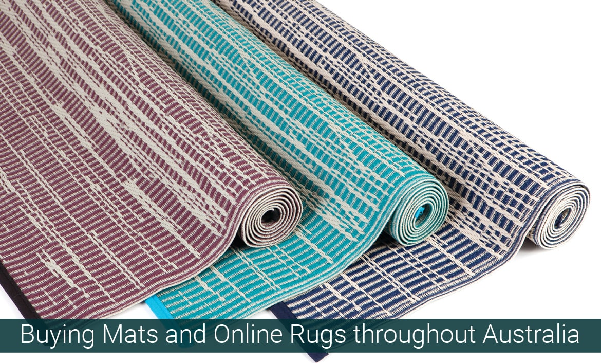 Buying Rugs and Mats Online throughout Australia