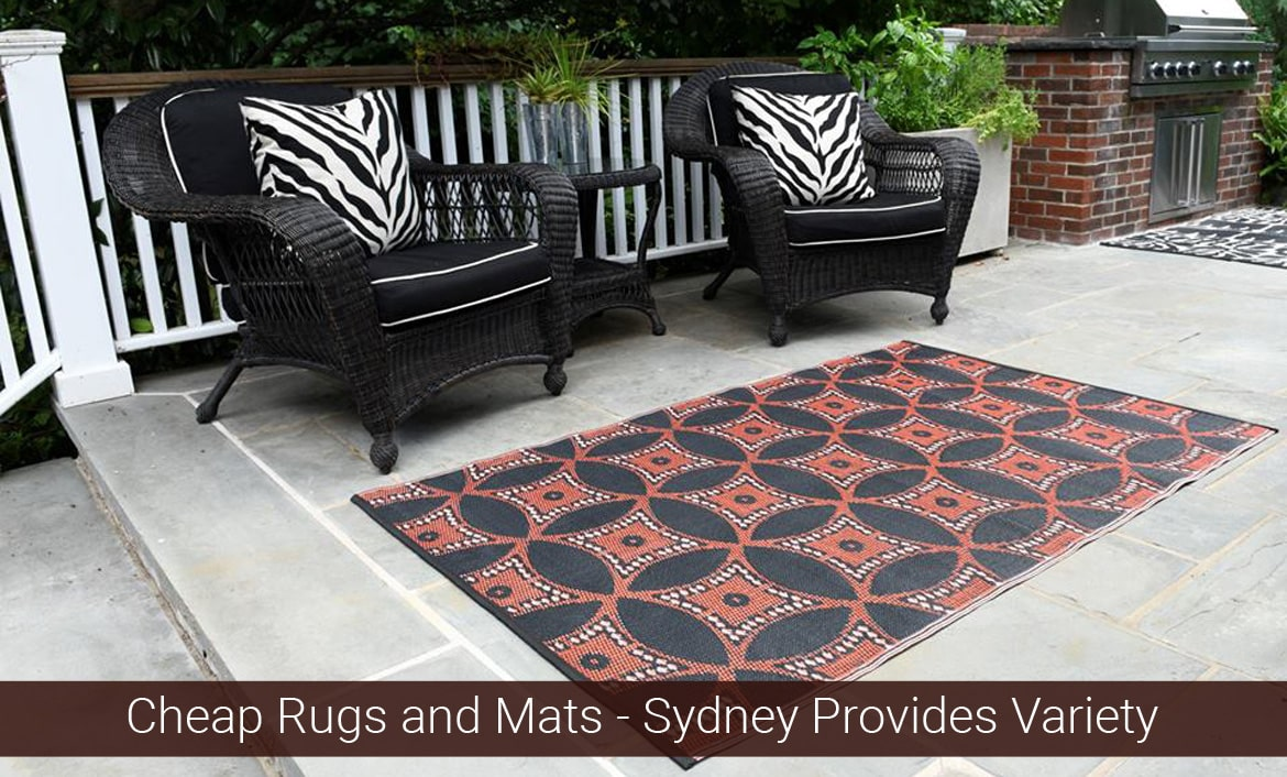 Cheap Rugs and Mats – Sydney Provides Variety