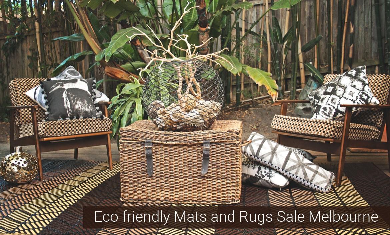 Pleasing Eco Friendly Mat Sale And Rug Sale Melbourne Premier Home Interior And Landscaping Eliaenasavecom