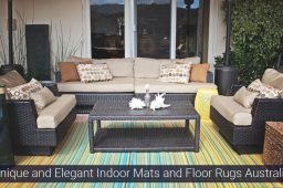 Unique and Elegant Indoor Mats and Floor Rugs Australia