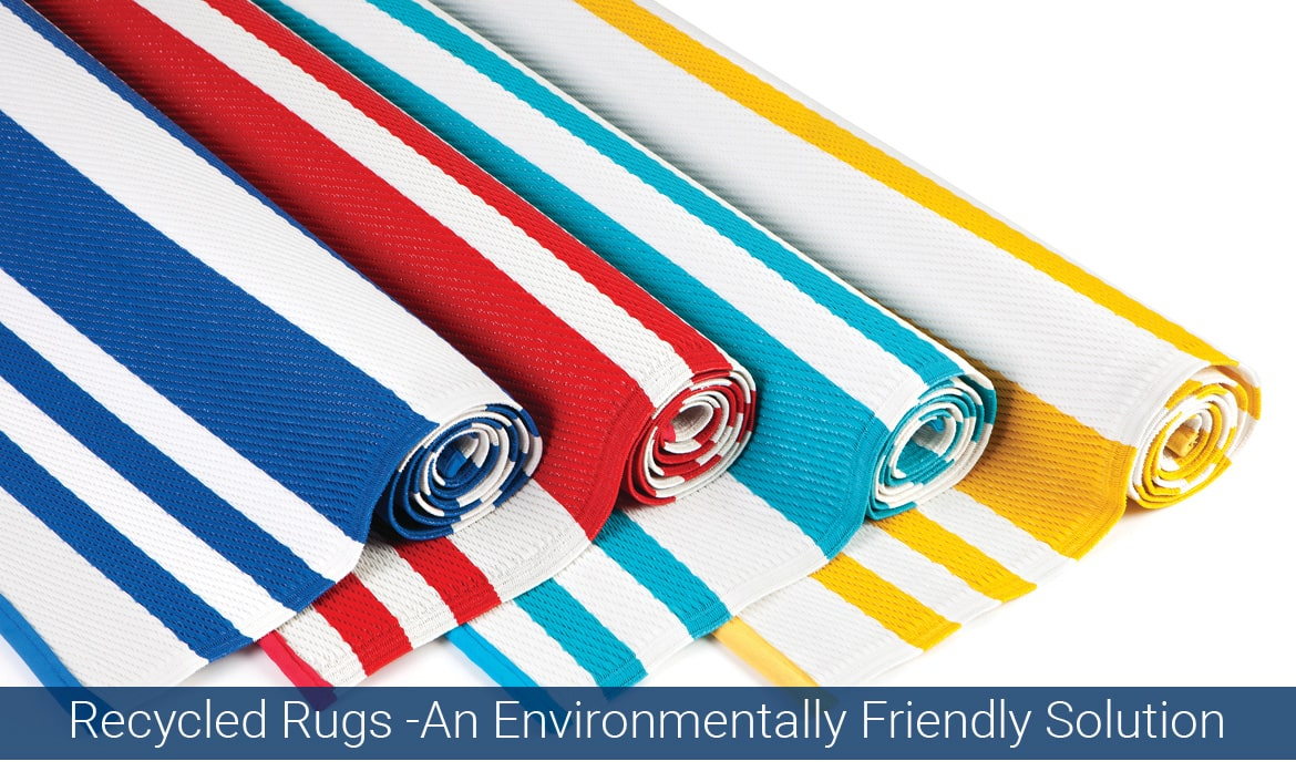 Recycled Rugs: An Environmentally Friendly Solution