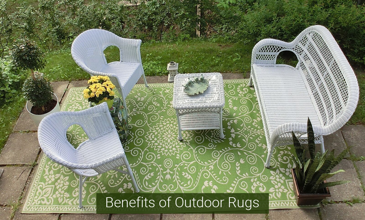 The Benefits of Outdoor Rugs