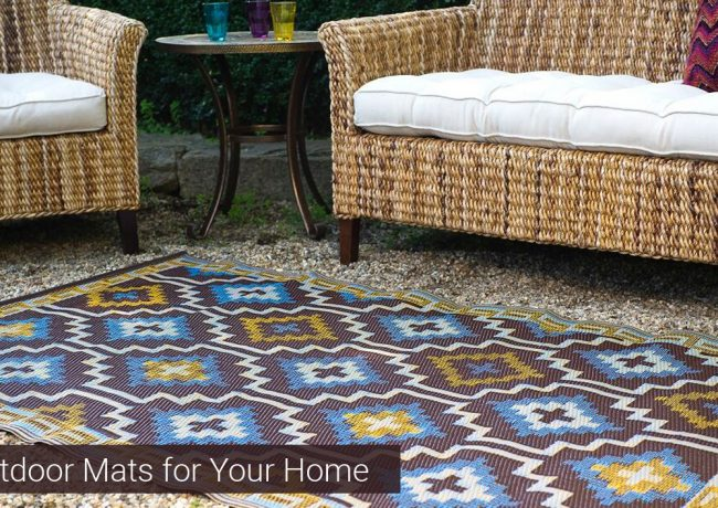 Choosing Outdoor Mats for Your Home