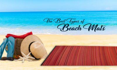 The Best Types of Beach Mats