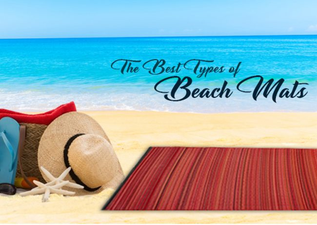 The Best Types of Beach Mats