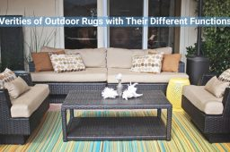 Verities of Outdoor Rugs with Their Different Functions